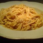 Teller Spaghetti